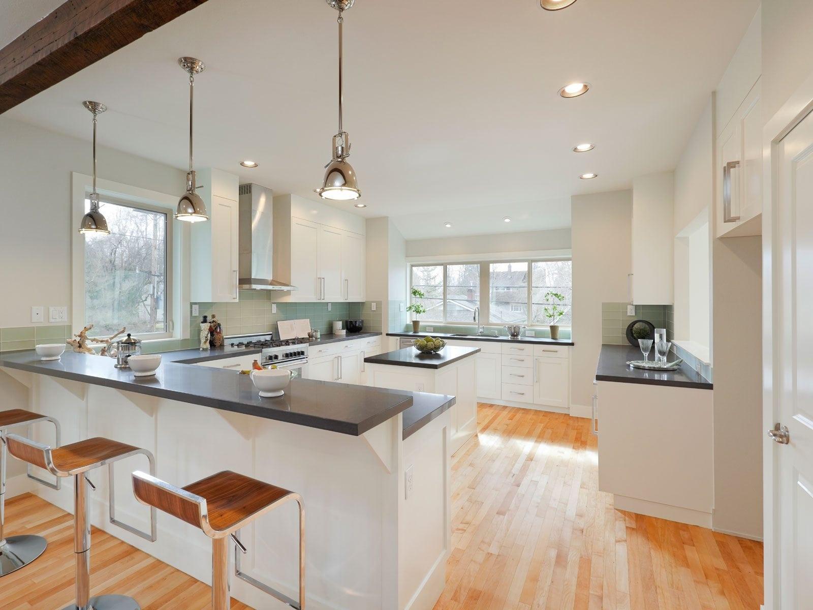 amazing builds open kitchen