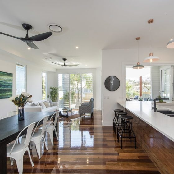brisbane home renovation timber flooring