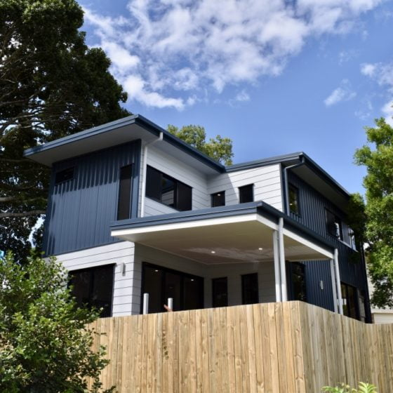 amazing builds granny flat two storeys