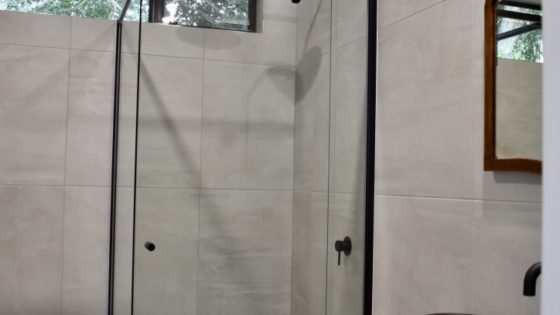 amazing builds granny flat shower bathroom