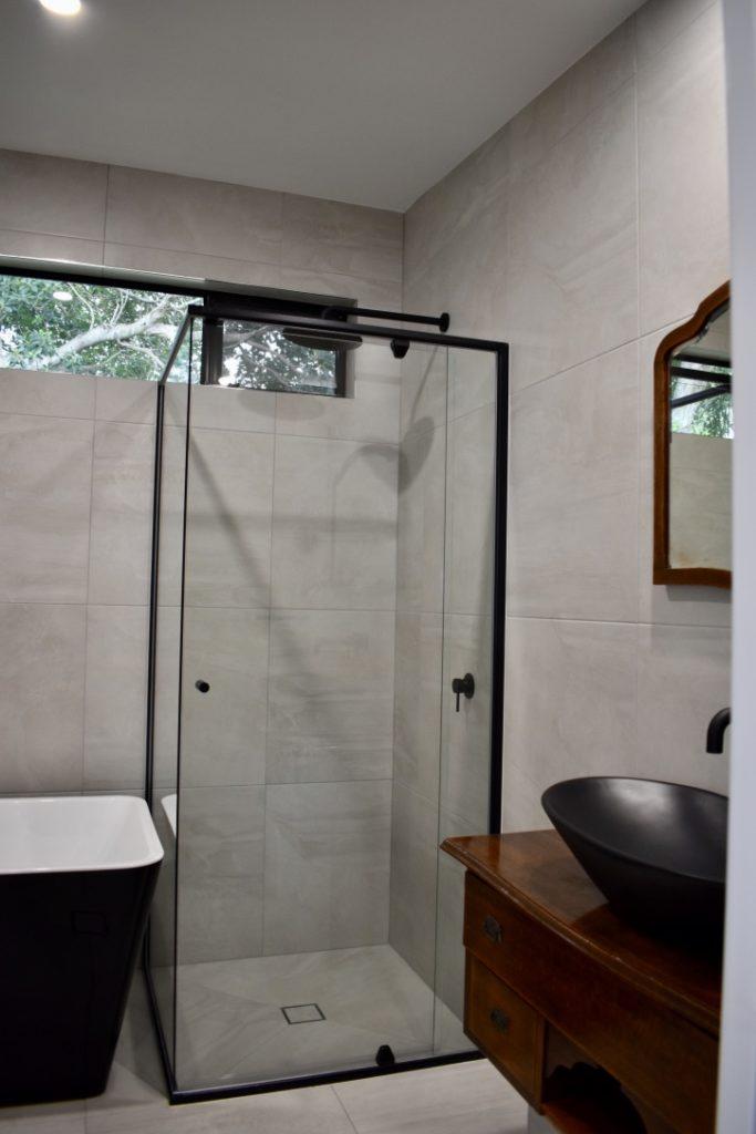 amazing builds granny flat shower bathroom