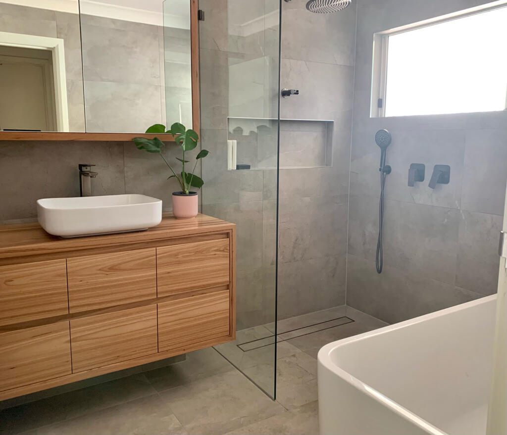 amazing builds brisbane bathroom builders