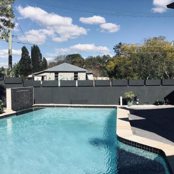amazing builds brisbane pool renovations